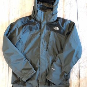 The North Face 3 in 1 jacket for men